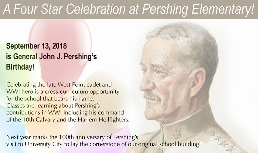 pershing birthday
