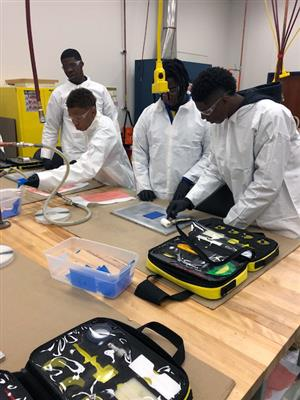 Manufacturing Day with Boeing
