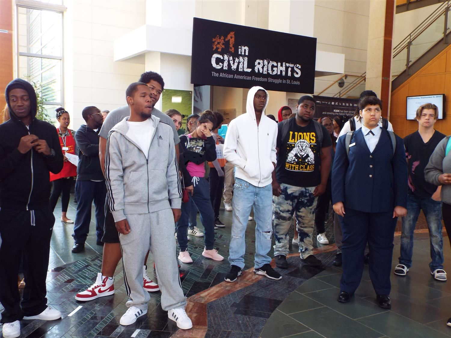 First in Civil Rights - Field Trip