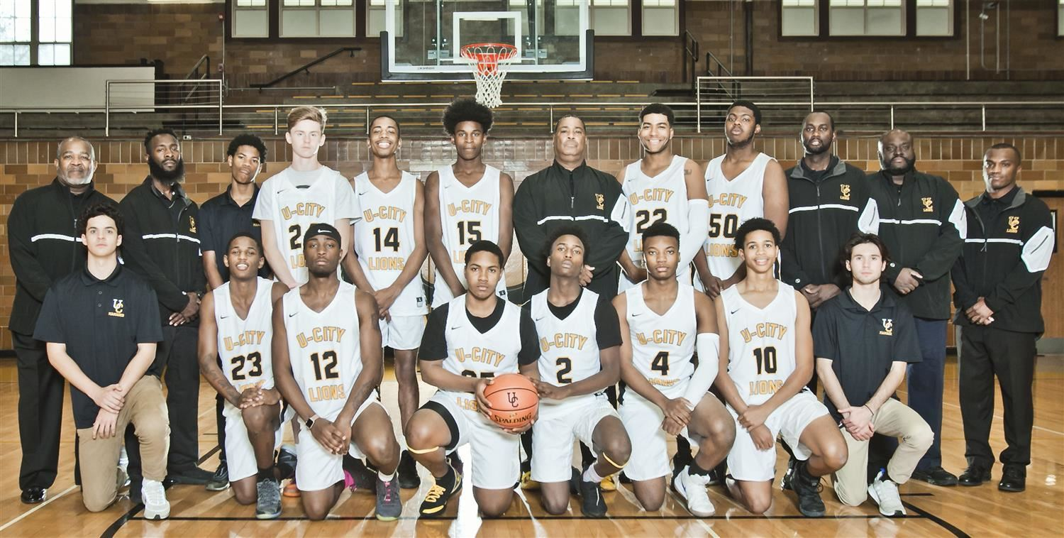 2018-19 Boys Basketball Team