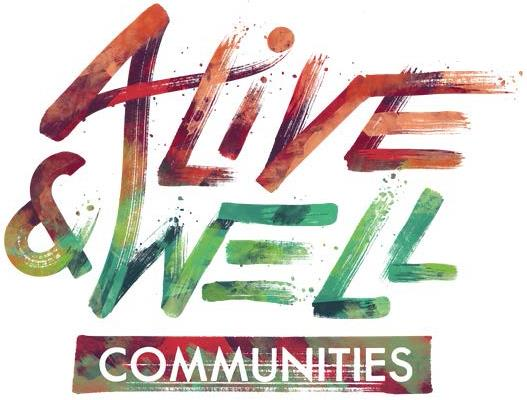Alive & Well Communities logo