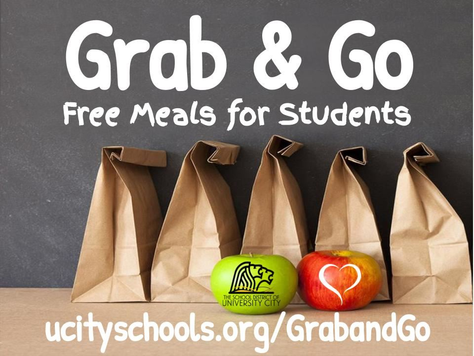 "UPDATED: SDUC Begins ""Grab & Go"" Meal Program for Students Starting Monday, March 23"