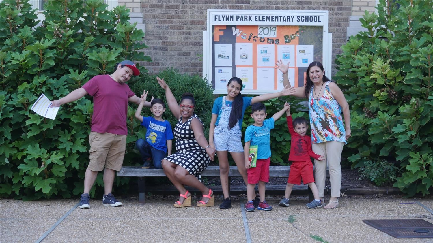 Flynn Park Elementary Honored as a 2019 Bayer School of Excellence