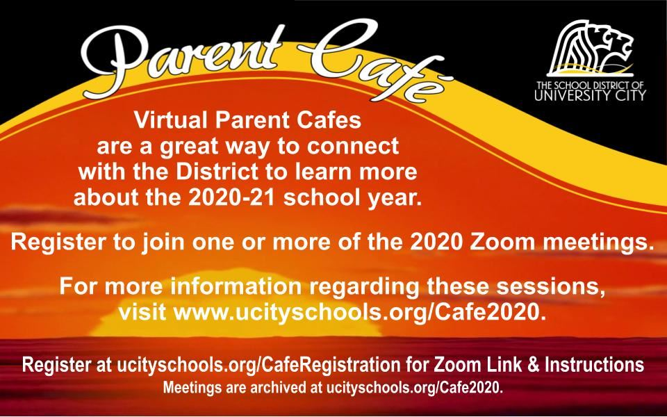Virtual Parent Cafés 2020
