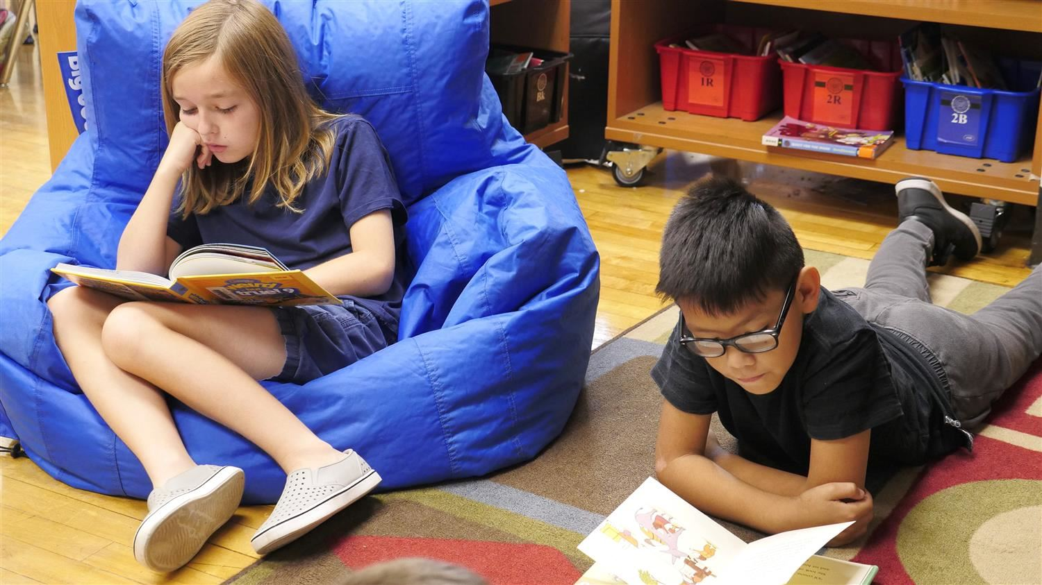 Scholastic Highlights Elementary School Literacy Program In New Video