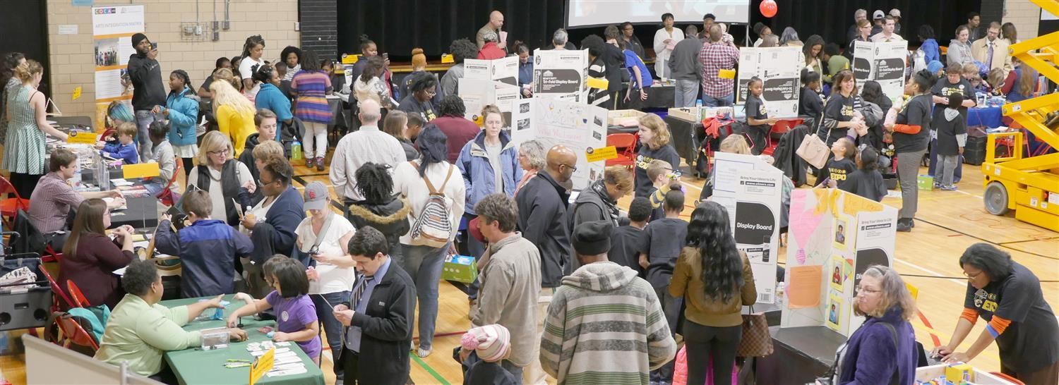 Overview of 2017 STEM EXPO