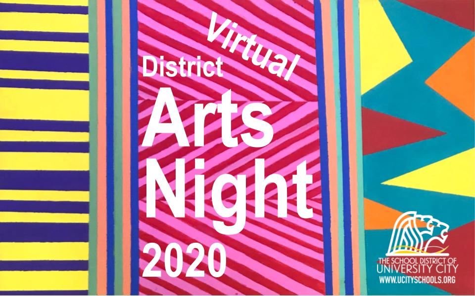 Virtual Arts Night 2020