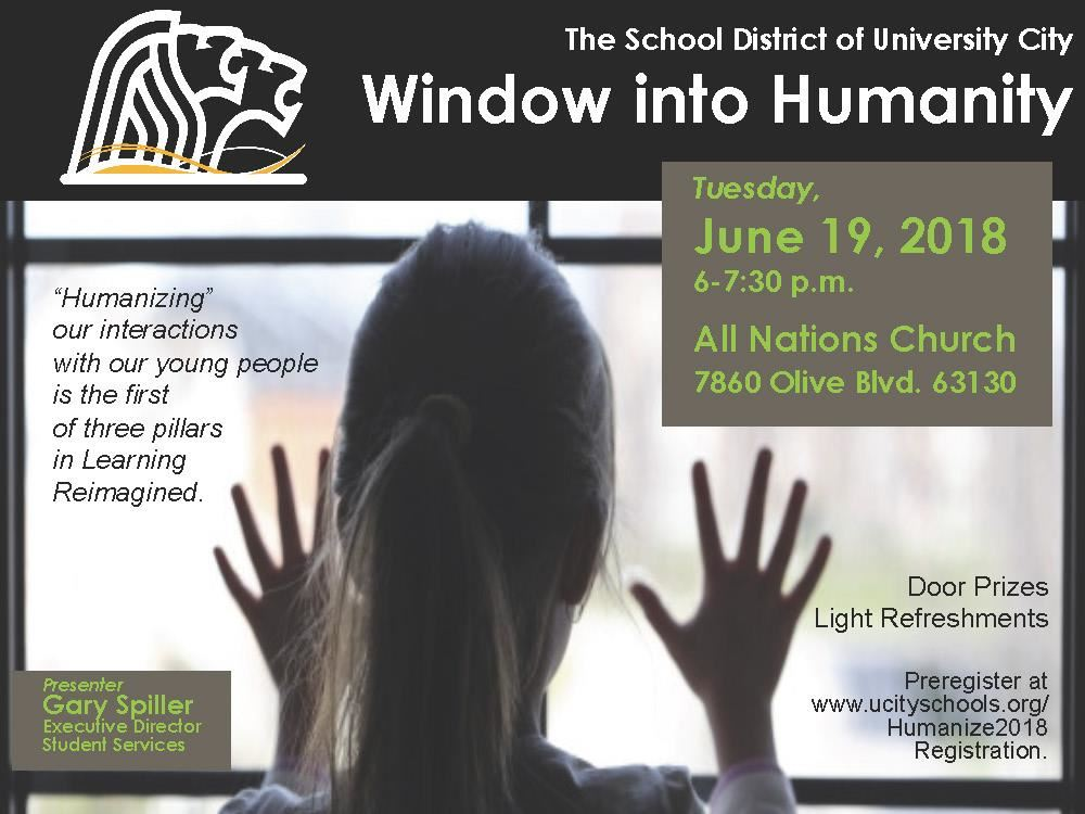 Window into Humanity ad