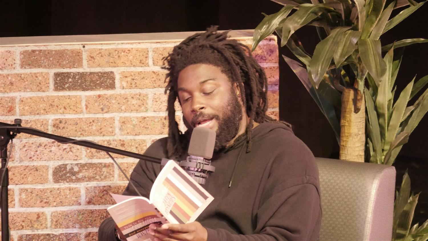 Outstanding Turn-Out For Young Adult Author Jason Reynolds
