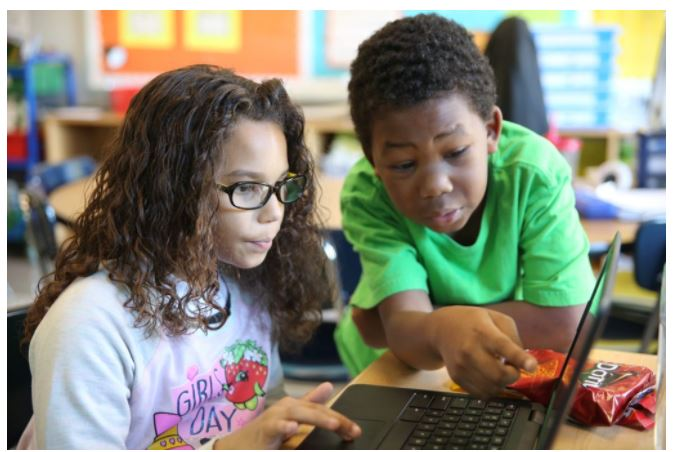 BCJ Participates in #HourofCode Movement (Click headline to read full story)