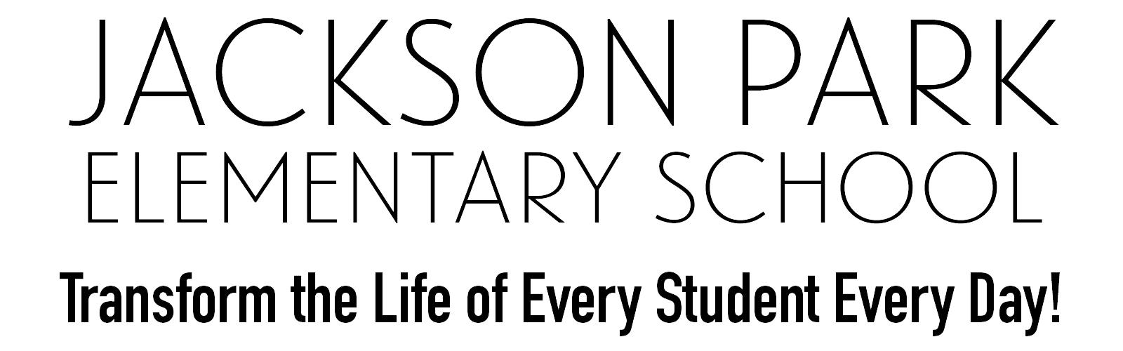 Jackson Park Elementary School / Homepage